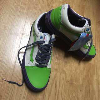 """REDUCED Vans Old Skool """"Buzz Lightyear"""" limited Edition"""
