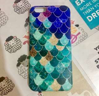 Iphone 6/6s Mermaid Scales Case