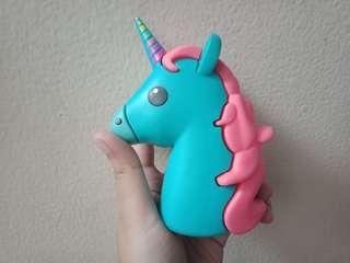Cartoon Mobile Power Supply (Unicorn Edition)