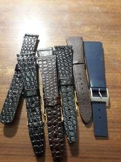 Watch Strap20mm(7pcs)per pcs $1