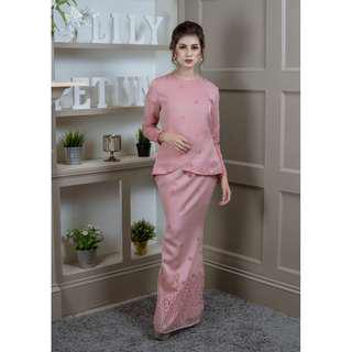 LILY PETUNA LILY KAREL PINK NEW WITH TAG SIZE:XS RM140 FREE POSTAGE