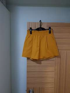 韓國新款靚料短褲 橡筋腰