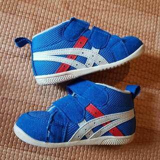 Excellent ASICS japan baby sneakers shoes sz 13.5cm eur21.5 us5.5