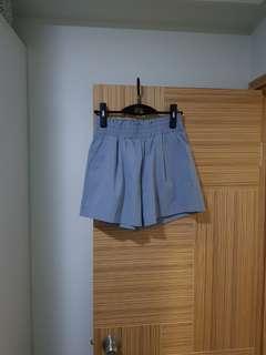韓國新款靚料短褲,橡筋腰