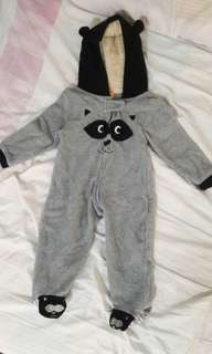 Overall body suit