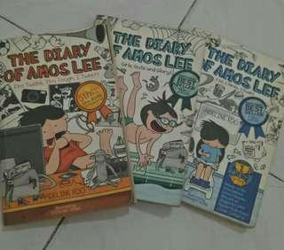 the diary of Amos Lee 1-3