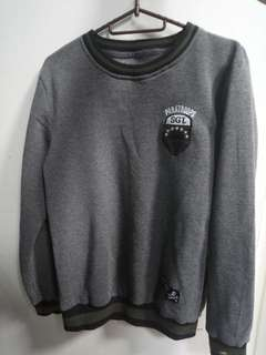 BUM Black Army Longsleeves Gray