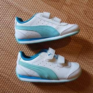Excellent PUMA boys toddler LIGHT UP sneakers shoes eur24 uk7 us8 15cm