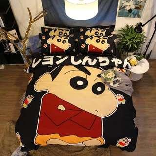 ✨ Crayon Bedsheet Set