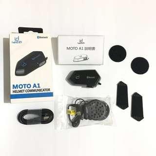 安全帽藍芽耳機 MOTO A1