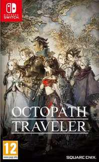 Brand New Octopath Traveller