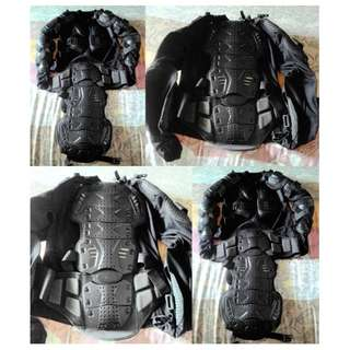 Body Protector Jacket Motor