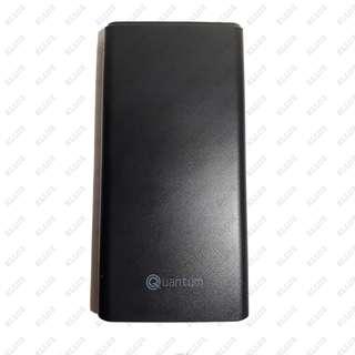 Quantum 10,000mAh Lithium-Polymer Powerbank