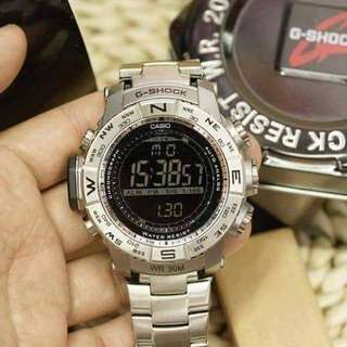 Digital stainless brand new G-shock  101% orig 3500 only