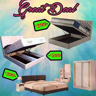 Furniture , bed & mattress, leather & fabric sofa , tv console, coffee table , shoes cabinet ,coffee table ,storage bed frame , wardrobe , dining table & chair