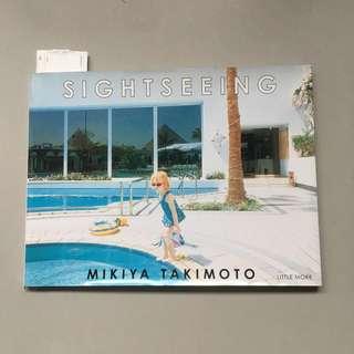 MAKIYA TAKIMOTO Sightseeing Photobook