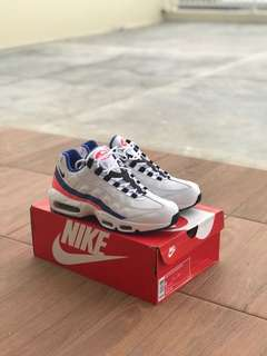 Nike Airmax 95 Ultramarine