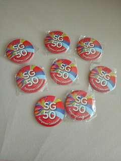 SG50 pin