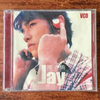 Jay Chou First Album VCD