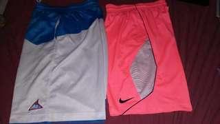 Orig Jordan and Kd Dri-fit Shorts