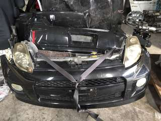 body part passo racy 08 sesuai myvi 1st model