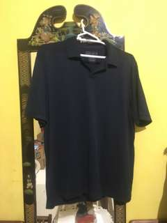 Perry Ellis sporty polo shirt
