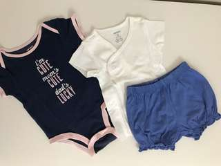 Carter's Set (3mths)