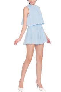 Doublewoot Pleated Romper