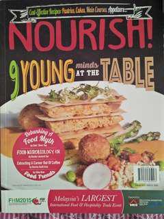 Nourish Cook book🍴