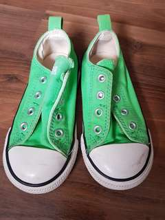 Original Converse All Stars (Size 8)