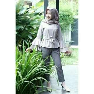 Calila blouse top