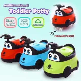 🚚 Potty Training / Potty Seat / Small Toilet / Multifunctional