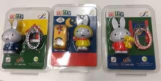 Miffy 3D 八達通 現貨 (只剩大人款)