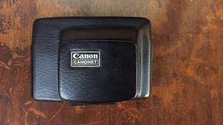 Case Kamera Analog Jadul Canon Canonet Ql17 GIII