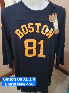 Cotton XL 3/4
