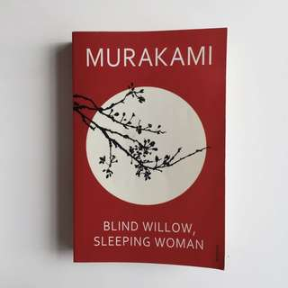 Haruki Murakami:Blind willow,sleeping woman.