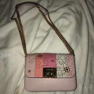 Authentic Michael Kors Tina Satchel Bag