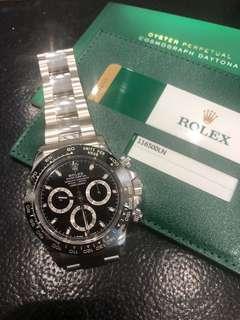 Rolex 勞力仕 116500ln 二手