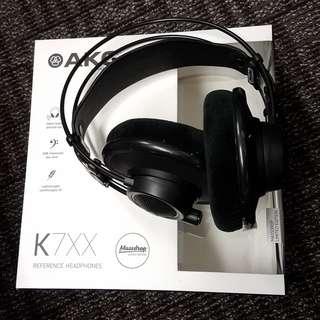 Massdrop x AKG K7XX  Limited Edition 頭戴式 耳機