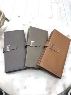 Hermes Bearn wallets