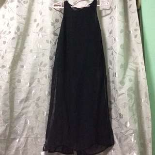 Black top with slit 50php