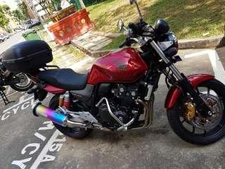 Honda Super 4 CB400 Revo