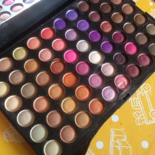 BH Cosmetics 120 Colours Eyeshadow Pallete
