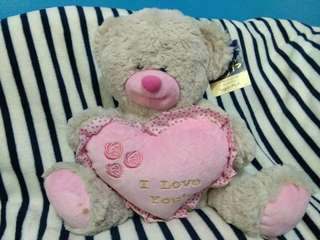 Sugar-Plum Teddy Bear