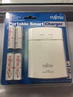 Fujitsu Portable Smart Charger Battery