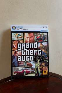 GTA Grand Theft Auto IV Live PC Games for Windows