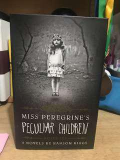 Miss Peregrine's Peculiar Children 3 Novels by Ransom Riggs