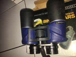 [TEROPONG] binocular high definition 7x50