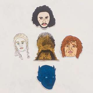 Stickers (Game of Thrones)