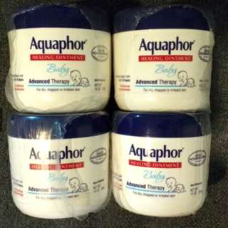 Aquaphor Healing Ointment for Baby Advanced Therapy